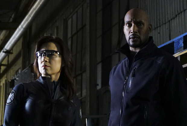 Agents of SHIELD Season 4 Finale Ghost Rider