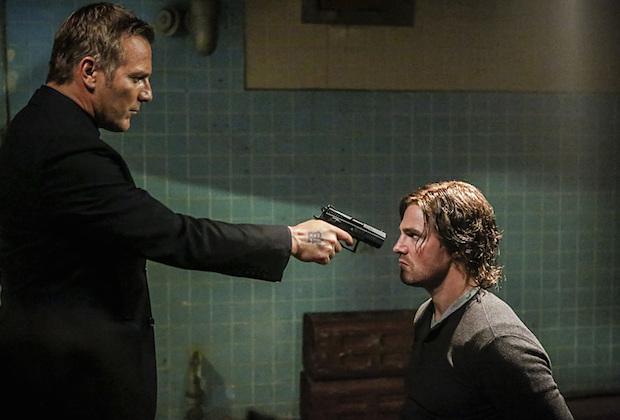 Arrow Season 5 Review