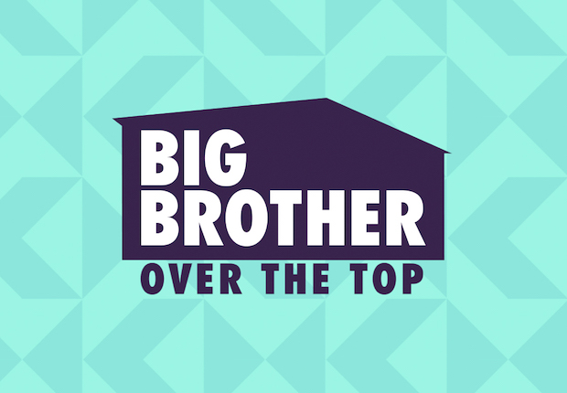 CBS Big Brother Over the Top Logo