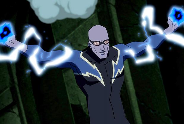 Black Lightning TV Series