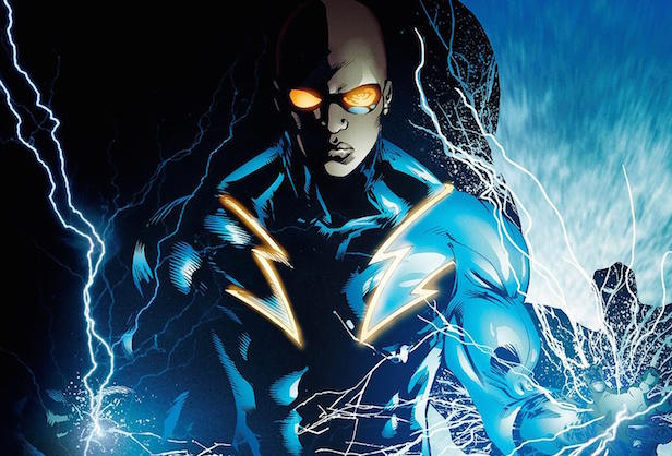 Black Lightning Series at Fox