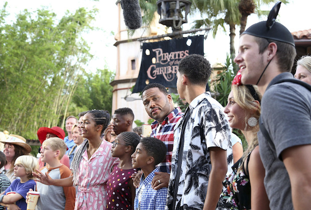 Blackish-recap-season-3-premiere-Disney-World