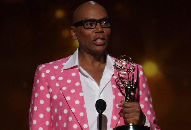 RuPaul Wins Emmy