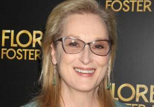 Meryl Streep The Nix