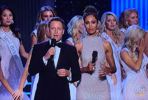 Miss America 2017 Winner