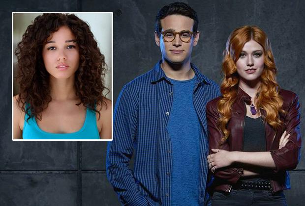 Shadowhunters Maia Cast