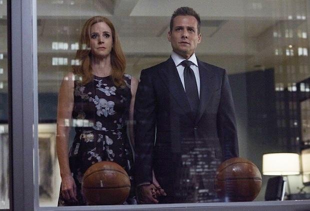 Suits Harvey/Donna