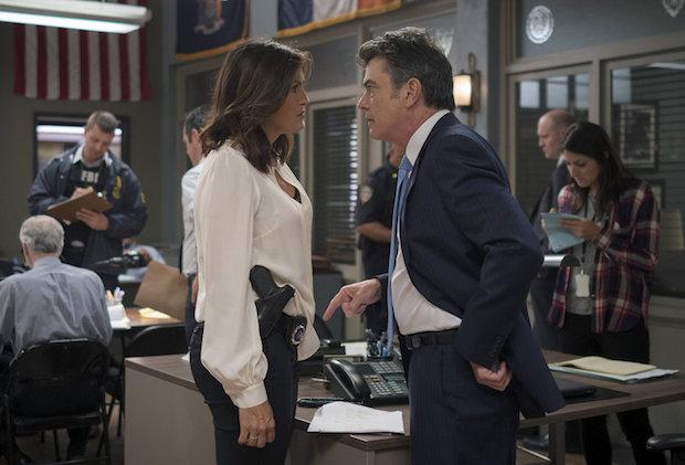 Law Order SVU Recap Season 18 Premiere