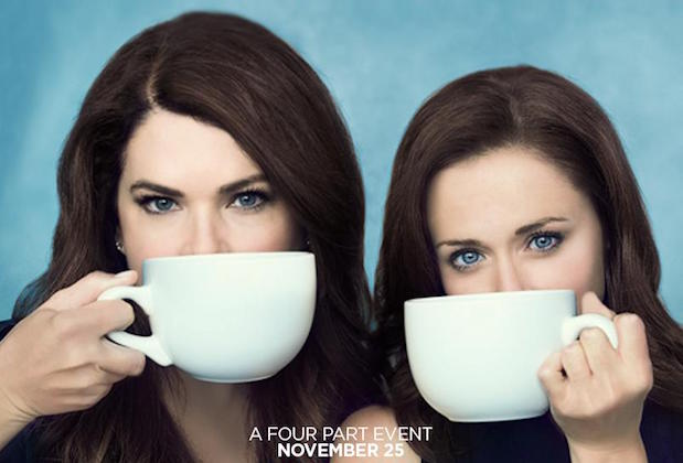 Gilmore Girls Revival Poster