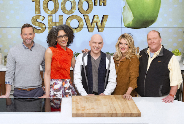 The Chew Best Moments