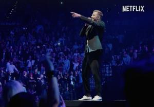 Justin Timberlake Netflix Concert Special