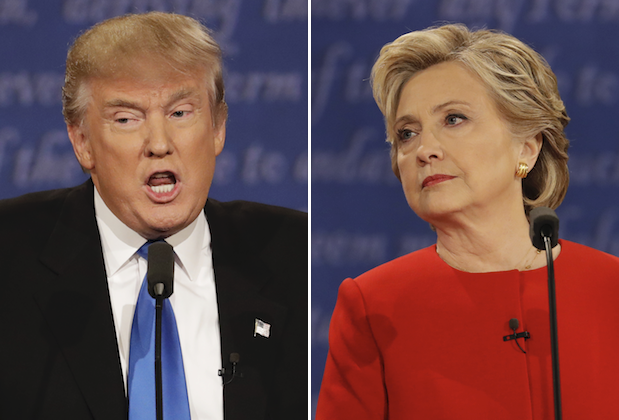 Trump Clinton Debate Winners