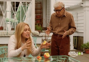 Woody Allen Amazon Trailer