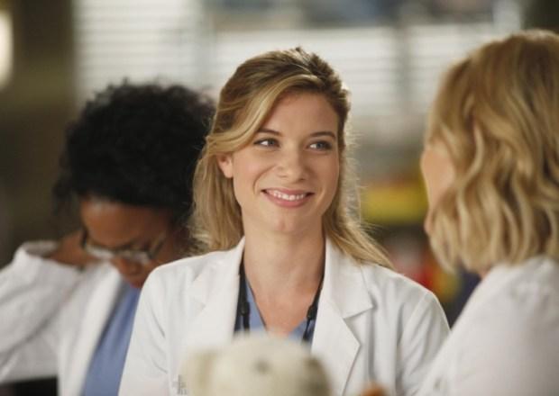 Tessa Ferrer Grey's Anatomy