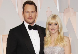 Chris Pratt Anna Faris Mom
