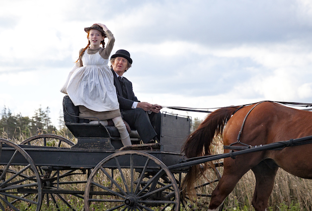 Anne of Green Gables Cast Amybeth McNulty Netflix
