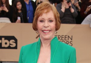 Carol Burnett Cast Amy Poehler Comedy ABC