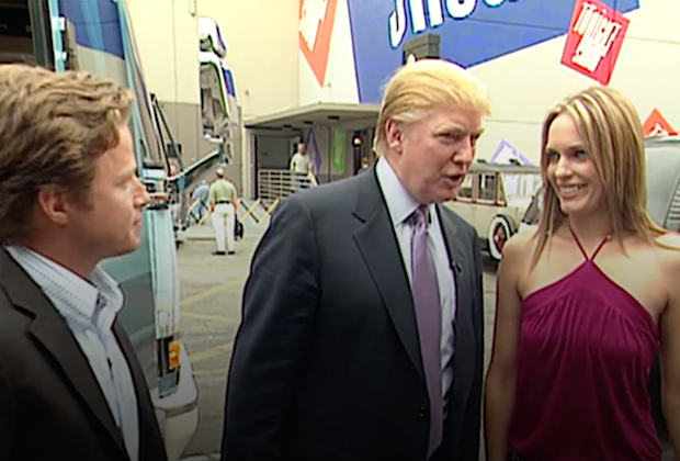 Donald Trump Days of Our Lives Video