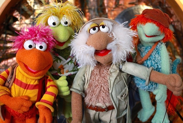 Fraggle Rock Return HBO