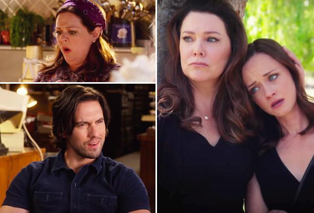 Gilmore Girls Revival Trailer Photos