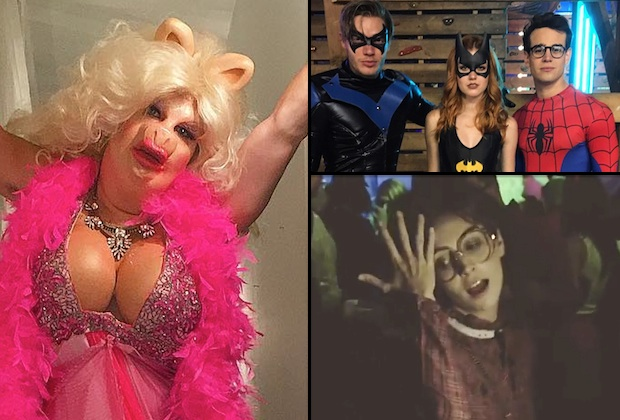 Halloween Costumes TV Stars