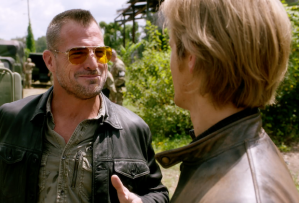 MacGyver Exclusive Video George Eads
