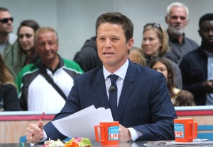 Billy Bush Fired Today