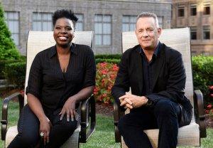 Saturday Night Live Tom Hanks Leslie Jones