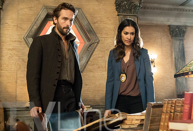Sleepy Hollow Season 5 Ichabod Diana Photo