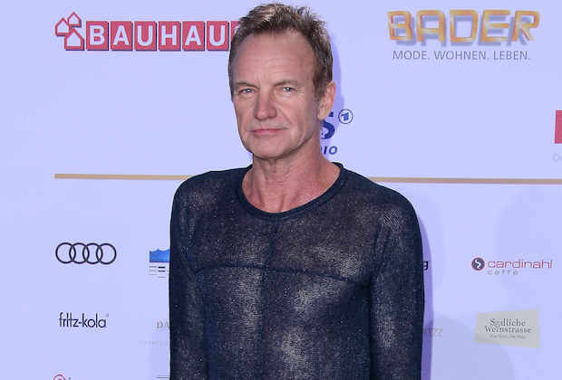 the voice sting