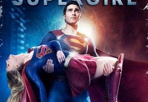 Supergirl Crisis Cover