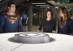Supergirl Spoilers