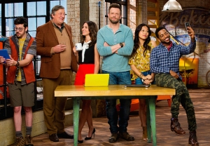The Great Indoors Review CBS