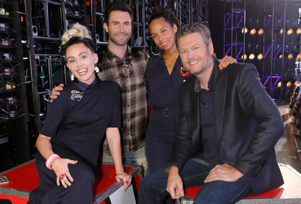 The Voice Top 12 Results