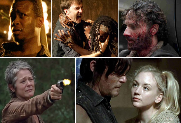the-walking-dead-10-most-memorable-moments photo gallery