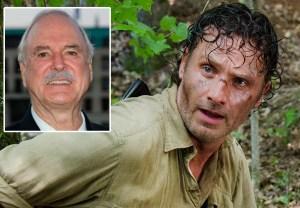 The Walking Dead John Cleese Video Recap