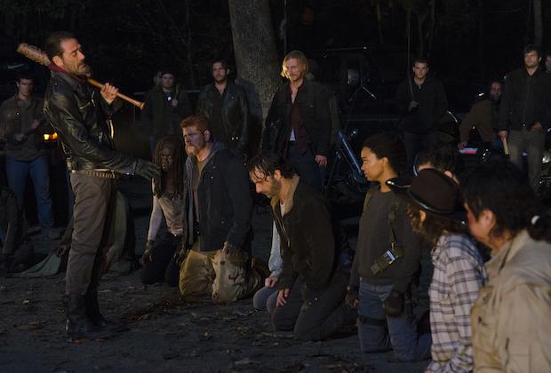 the walking dead season 7 episode 1 poll