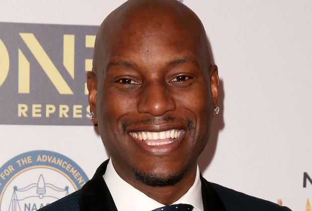 Tyrese Gibson Star