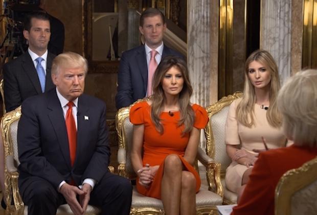 Trump Ratings 60 Minutes