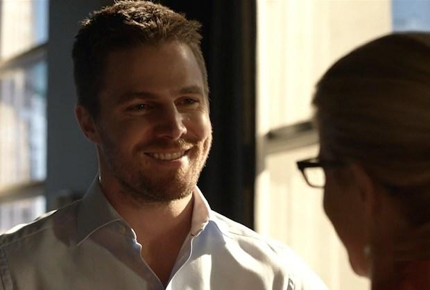 Arrow Spoilers Oliver New Romance