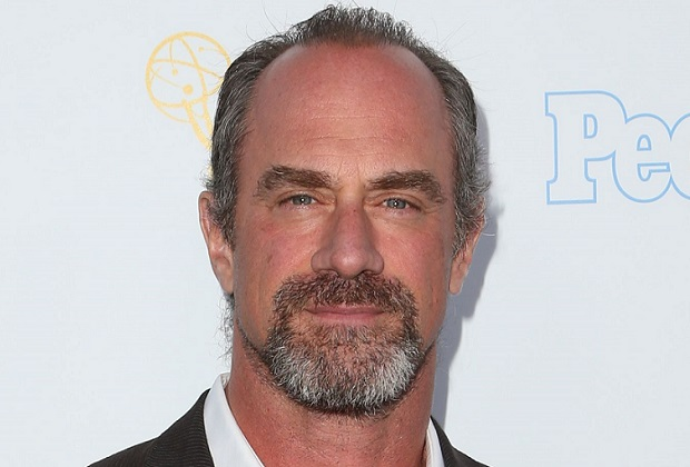 Chris Meloni Happy!