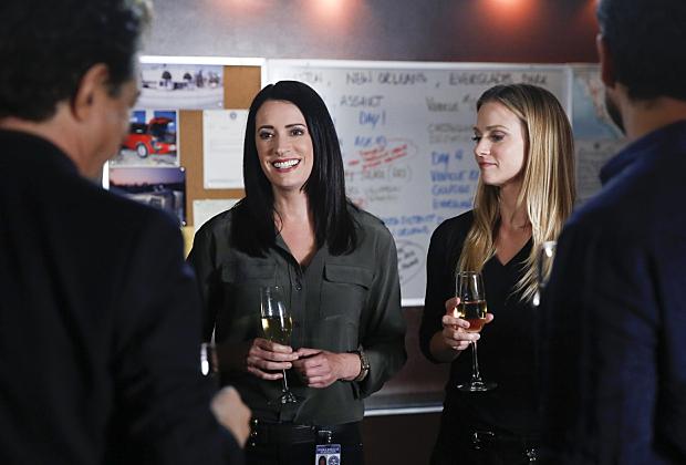 Criminal Minds Ratings Hotch Quits