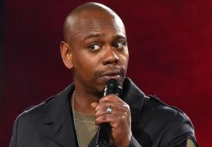 Dave Chapelle on Netflix