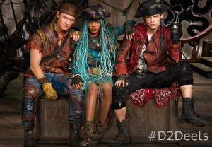 Descendants 2 Spoilers