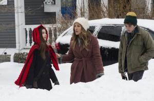 Sarah Jessica Parker Divorce HBO