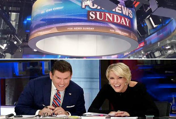 Fox News Chandy Chandelier