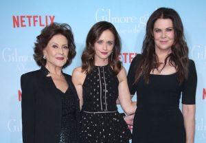 Gilmore Girls Red Carpet Premiere Photos