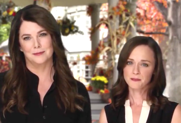 Gilmore Girls Revival Last Four Words Video