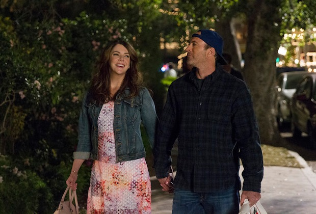 Gilmore Girls A Year in the Life Episode 2 Spring