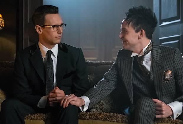 Gotham Penguin Gay